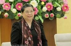 Заместитель председателя НС подчеркивает значение многосторонней парламентской дипломатии
