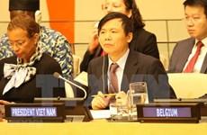 Вьетнам успешно выполняет роль президента СБ ООН в январе