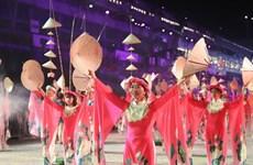 Арт-труппа VN принимает участие в Chingay Parade 2020 в Сингапуре