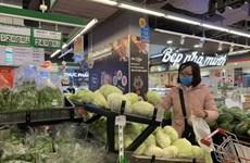 Индекс потребительских цен за февраль упал на 0,17%