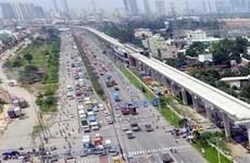 Город Хошимин обещает ускорить строительные работы на первой линии метро