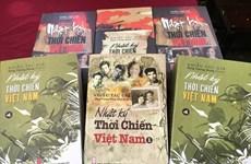 Авторы военных дневников и их герои собираются в Ханое