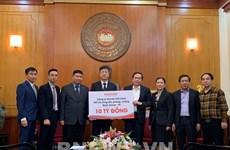 Honda Vietnam пожертвовала 420.000 долл. США в фонд профилактики COVID-19