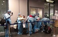 Аэропорт Вандон принимает вьетнамских граждан из Европы