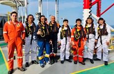 Блок 114 - яркое событие в разведке морских месторождений