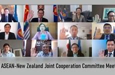 АСЕАН и Новая Зеландия укрепят стратегическое партнерство