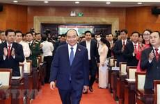Премьер-министр принял участие в конференции партийной организации города Хошимина