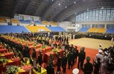 Прошли похороны 22 солдат, погибших в результате оползня в Куангчи