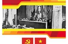 Второй съезд КПВ: Война сопротивления и строительство страны
