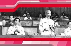 III съезд Партии руководит народом в преодолении множества испытаний