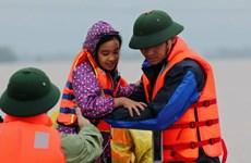 Вьетнамская народная армия всегда служит на пользу своему народу