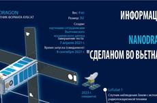 Информация о спутнике NanoDragon