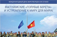 Вьетнамские «голубые береты» и устремление к миру для мира