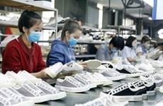 Экспорт обуви из Вьетнама вырос на 11,27 млрд. долл. США