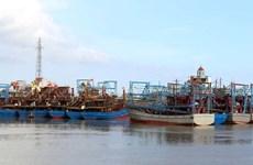 Намдинь борется с рыбным ННН-промыслом