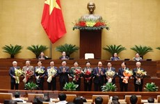 Несколько заместителей председателя Национального избирательного совета, члены освобождены от занимаемых должностей