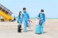 Аэропорт Вандон встречает пассажиров из США с «вакцинными паспортами»