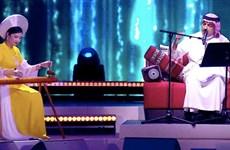 Вьетнамский артист исполнил музыку на монохорде на Expo 2020 Dubai
