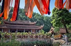 Затеряться в сказочном мире в пагоде Диа Танг Фи Лай