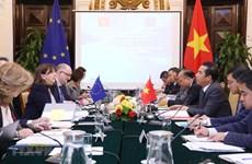 Заседание Подкомитета по политическим вопросам в рамках PCA