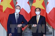 50 лет швейцарско-вьетнамских дипломатических отношений: доверие и обязательства на будущее