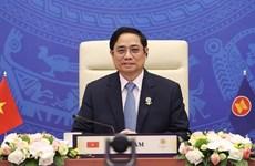 Премьер-министр Фам Минь Чин предложил Японии продолжать оказывать поддержку странам АСЕАН в сокращении разрыва в развитии