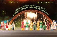 Фестиваль пропагандирует этническую культуру Чам