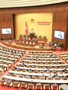 10-я сессия НС 14-го созыва: демократия, откровенность и ответственность