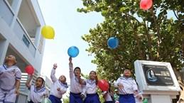 Малолетние граждане на Чыонгша