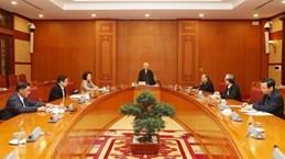 В Ханое состоялось заседание Подкомитета по кадровой работе в рамках подготовки к XIII Съезду КПВ