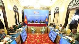 Высокопоставленные военные чиновники АСЕАН обсудили сотрудничество на онлайн-встрече
