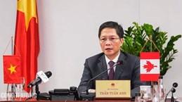 Вьетнам и Канада работают над оптимизацией преимуществ CPTPP