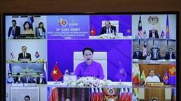 Мероприятие лидеров АСЕАН с представителями AIPA прошло успешно