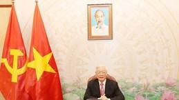 Высокопоставленные вьетнамские и камбоджийские лидеры проводят телефонные переговоры