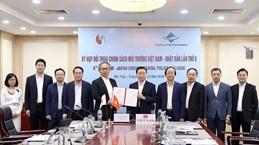 Вьетнам и Япония расширяют экологическое сотрудничество
