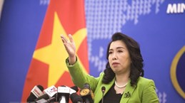 Военные учения Китая в Хоангша нарушают суверенитет Вьетнама
