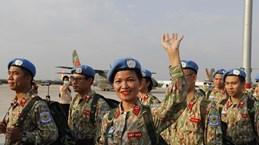 Первая неотложная медицинская помощь для сотрудника ООН знаменует новую веху в отношениях Вьетнама с ООН