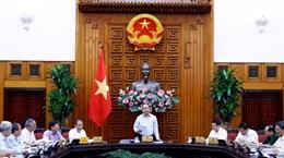 Премьер-министр председательствовал на заседании Социально-экономического подкомитета по подготовке к 13-му съезду КПВ