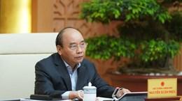 Всевьетнамская видеоконференция по обсуждению решений проблем, связанных с COVID-19
