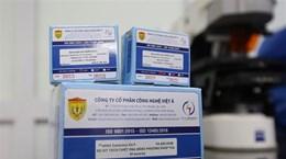 ВОЗ и Великобритания сертифицируют тестовый набор COVID-19 вьетнамского производства