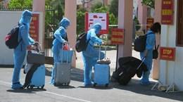 Во Вьетнаме был обнаружен еще 5 новых импортированных случаев COVID-19