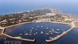 Бахлонгви – приграничный остров на севере