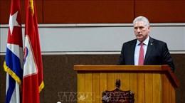 Поздравления партийных руководителей Вьетнама руководству Коммунистической партии Кубы
