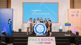 """Facebook запускает программу """"Мы думаем о цифровых технологиях"""" для вьетнамской молодежи"""