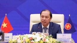 АСЕАН 2020: подготовительное совещание высокопоставленных официальных лиц АСЕАН проведено онлайн
