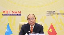 Президент Вьетнама провел дискуссию СБ ООН: Доверие и диалог – решение для стабильного мира