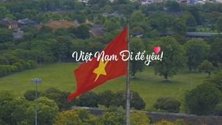 Видеоклип о туризме Вьетнама набрал более 1 миллиона просмотров