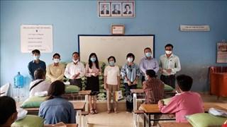 COVID-19: больше помощи оказано вьетнамско-камбоджийским семьям