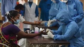 В Индии выявили 11,5 тысяч новых случаев COVID-19
