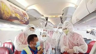 Vietjet выполняет рейсы, чтобы помочь пассажирам, оказавшимся в Дананге вернуться в Ханой и город Хошимин